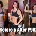 Steph's P90X Results