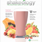Tropical Shakeology Vegan Ingredients