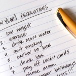 Stick to Your New Years Resolutions: 4 Tips
