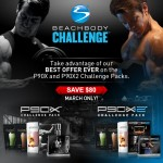 P90X and P90X2 Challenge Pack PROMOTION