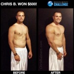 $500 Beachbody Challenge Winner – Chris Balmert