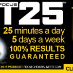 Focus T25 Nutrition Review