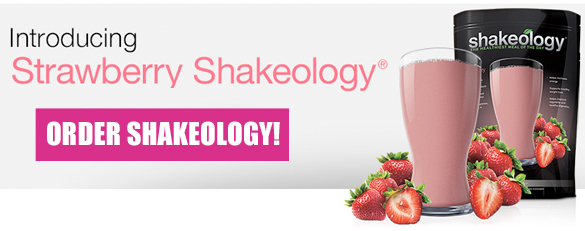 strawberry shakeology new