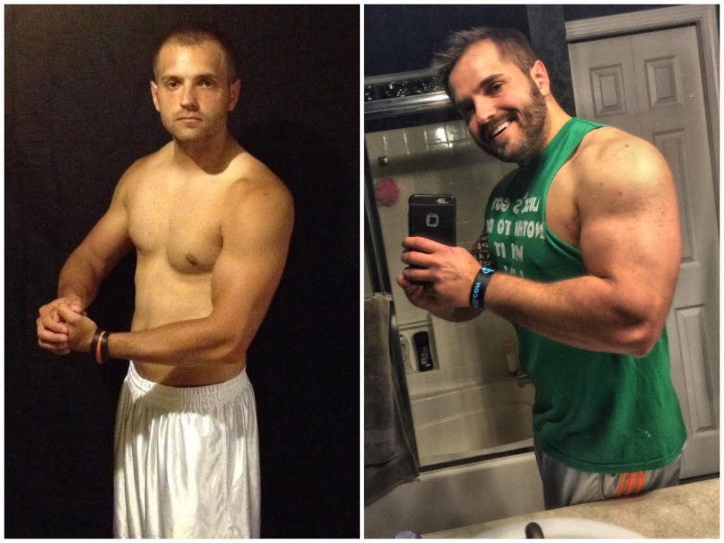 Body Beast transformation Chris Balmert