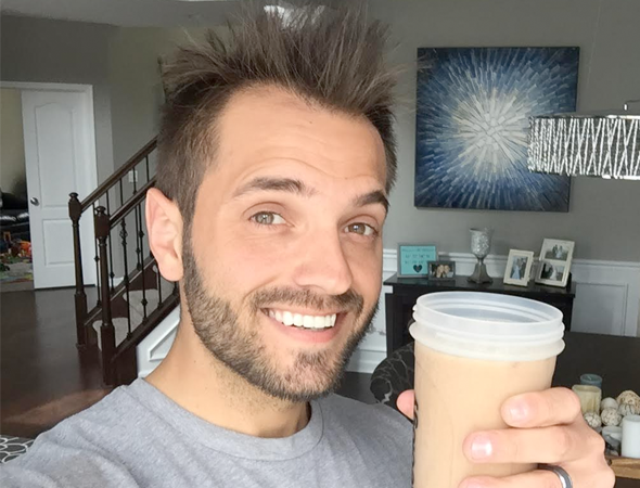 Chris Balmert Shakeology